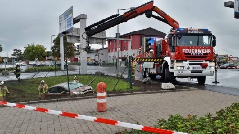 PKW Bergung in Seiersberg