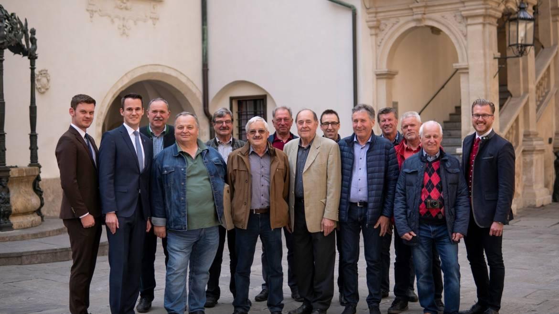 Seniorenausflug in den Steirischen Landtag