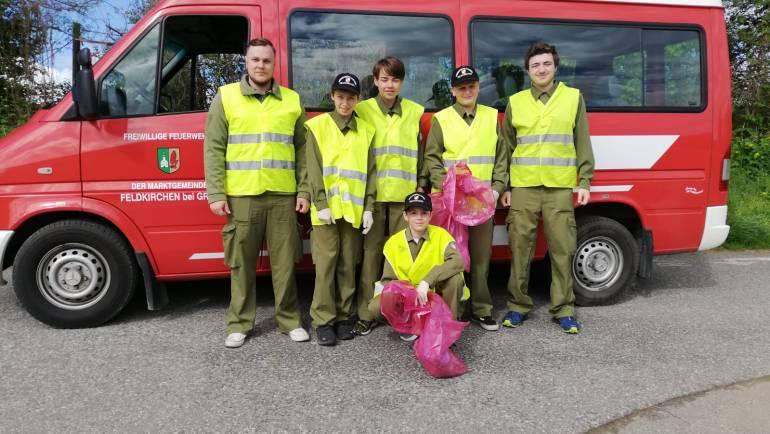 Aktion saubere Steiermark