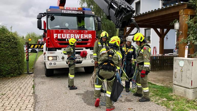 Technische Hilfeleistung im BFV Leibnitz