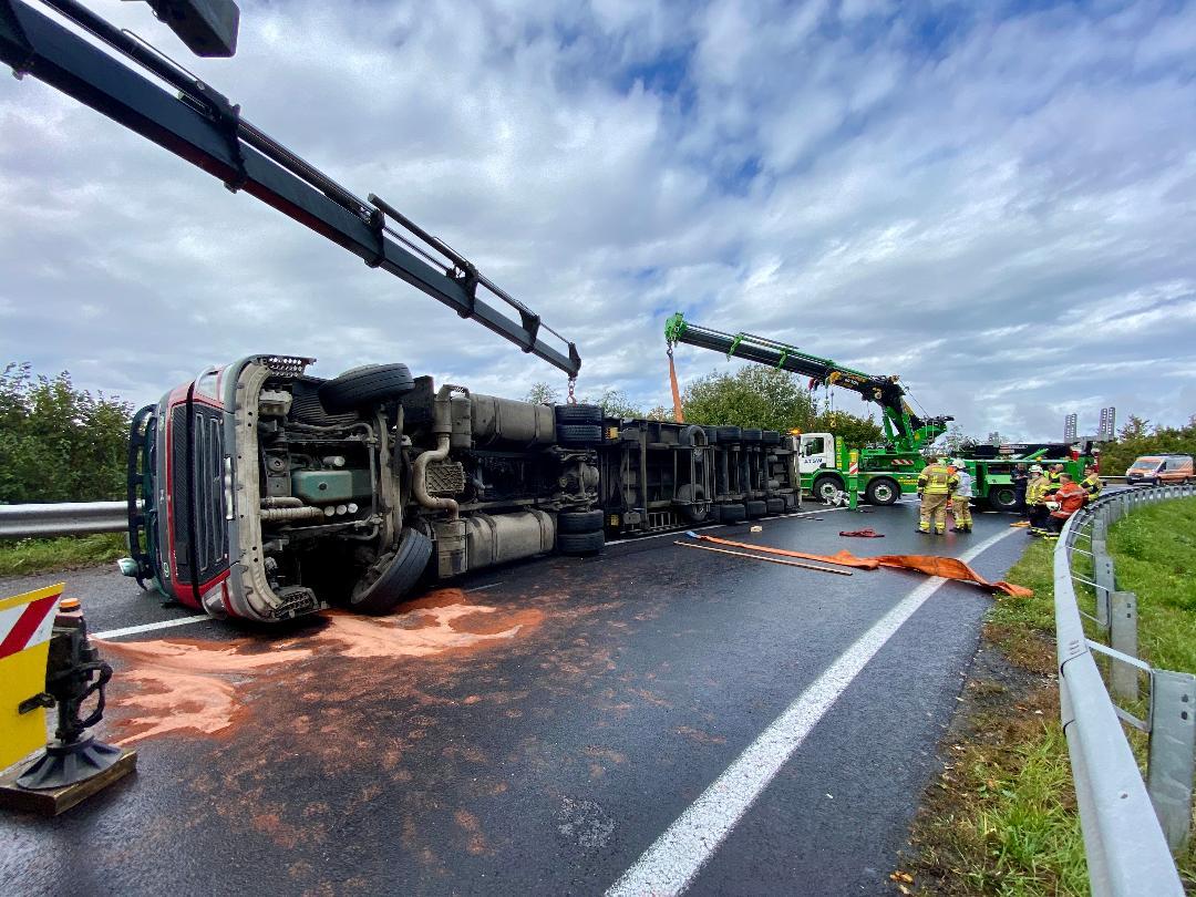 Unfall Slowenien