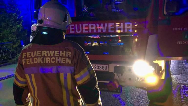 Wohnungsbrand Seiersberg