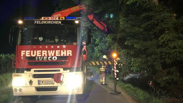 Fahrzeugbergung in Dietersdorf