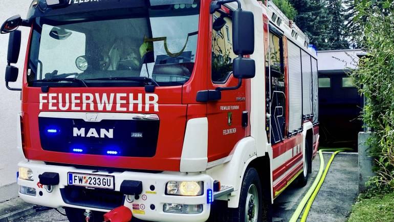 KHD Einsatz in Graz